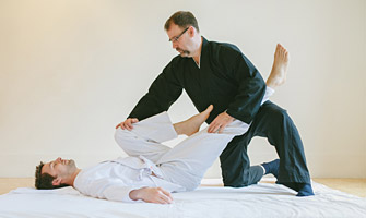 Shiatsu according to Sensei Masunaga