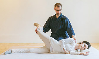 shiatsu-do teaching